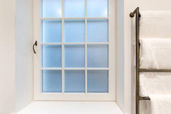 timber window